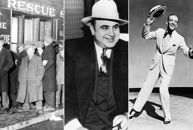 1930s Men's fashion